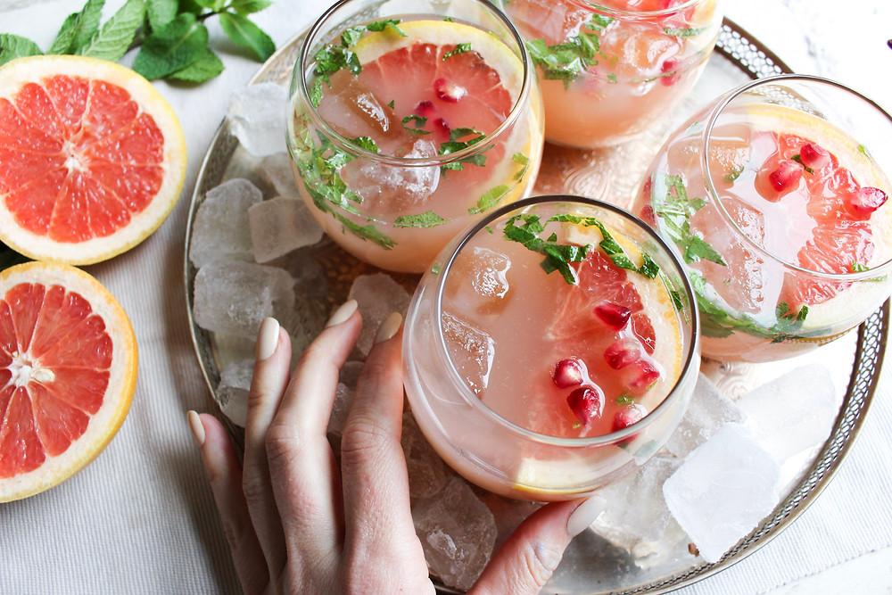 Grapefruit Prosecco