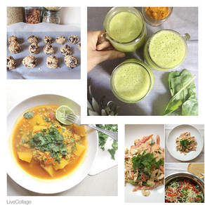 Advice: Four Healthy Recipes To Try This Week