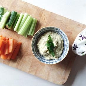 Recipe: Cannellini Bean & Garlic Dip