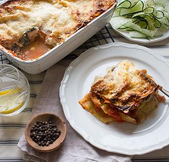 Mushroom, Spinach & Ricotta Lasagne (3).