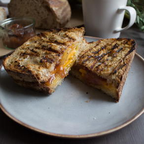A PERFECT CHEESE TOASTIE