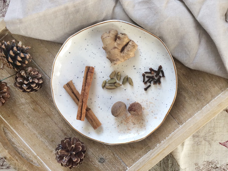 ADD WARMTH TO YOUR COOKING WITH THESE FIVE WINTER SPICES