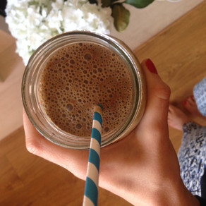 Recipe: Berry and Spinach Smoothie
