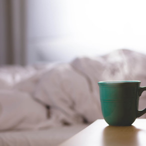 Weekend Musings: The Importance of a Relaxed Start to the Day
