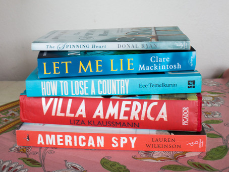 MAY 2019 READING LIST