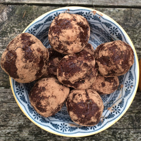 Recipe: Chocolate Orange Truffles
