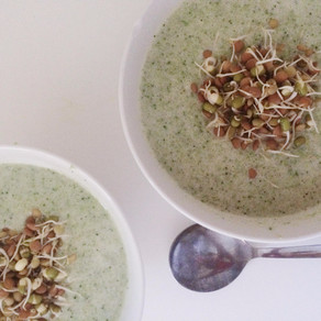 Recipe: Creamy Broccoli Soup