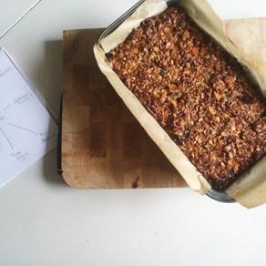 Recipe: Vegetable Lentil Nut Roast
