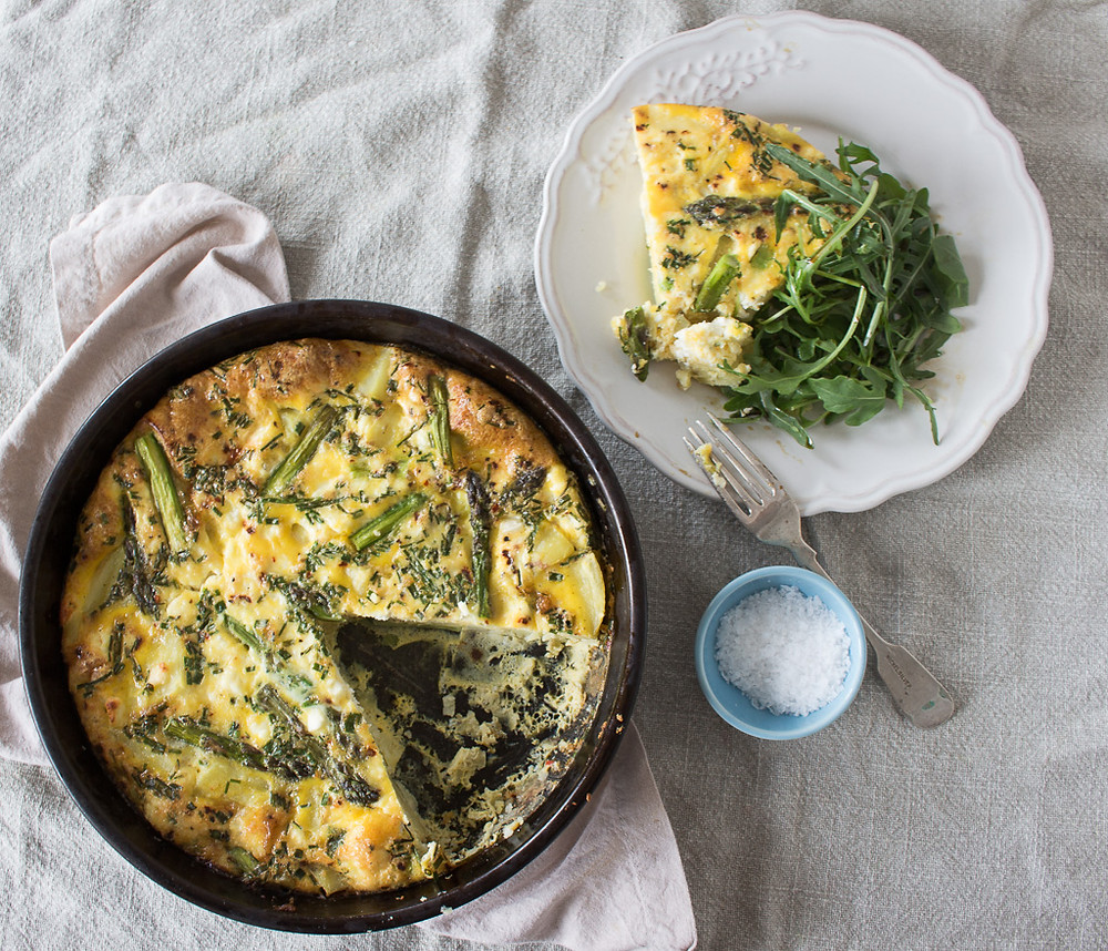 Picture of Asparagus Frittata