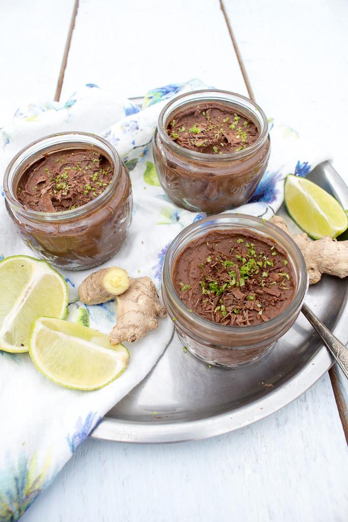 Photo of Vegan Chocolate Pots