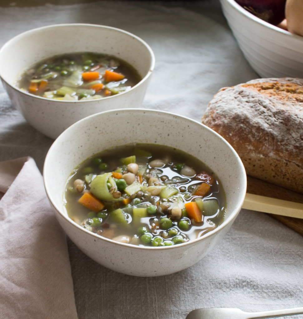 Image of Winter Vegetable Broth