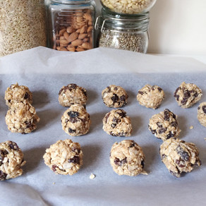 Recipe: No Bake Breakfast Granola Balls