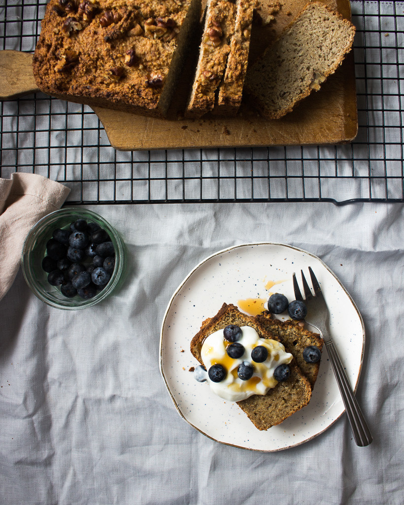 Image of Banana Bread with Yogurt