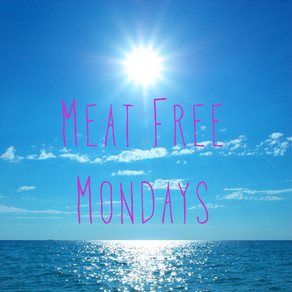 Five reasons to embrace 'Meat Free Mondays'