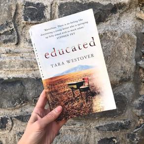 BOOKCLUB: EDUCATED BY TARA WESTOVER
