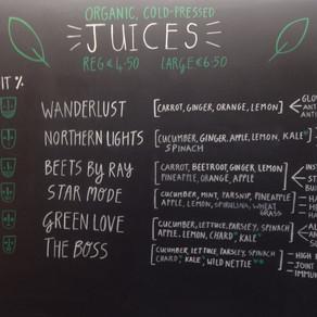 Review: Green Beards Juicery, Dublin