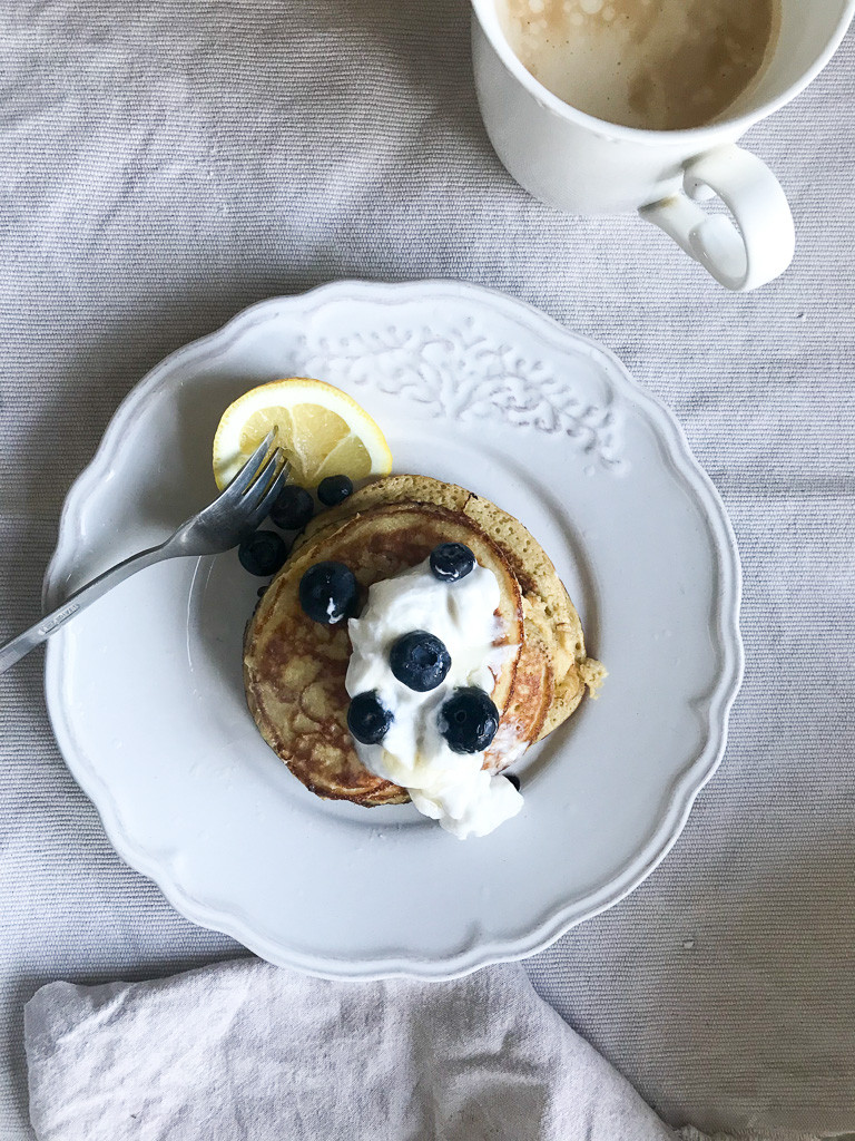 Picture of Three Ingredient Pancakes