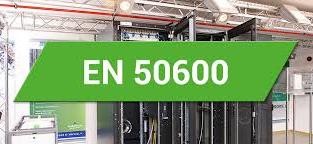 Datasenterstandarden DIN EN 50600 (VDE 0801-600)