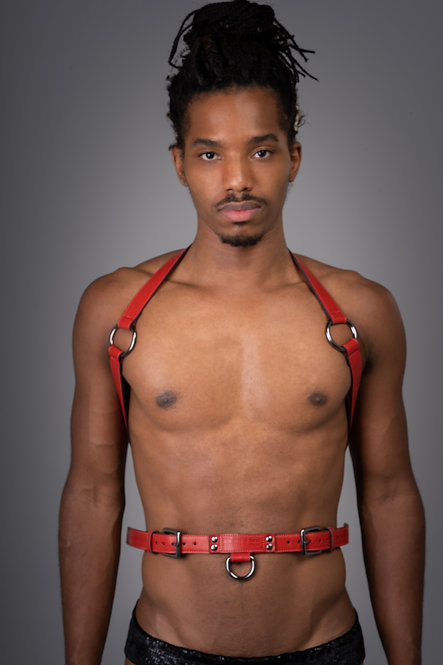 Long Belt Harness Colors