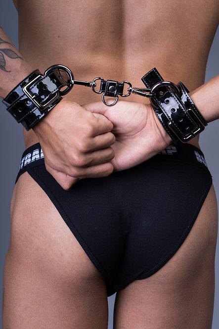 Vinyl Handcuffs