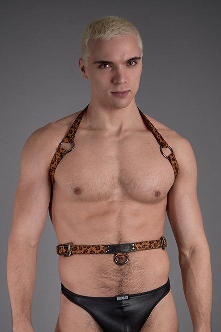 Harness Long Belt Oncinha