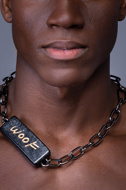 Woof Chain Necklace