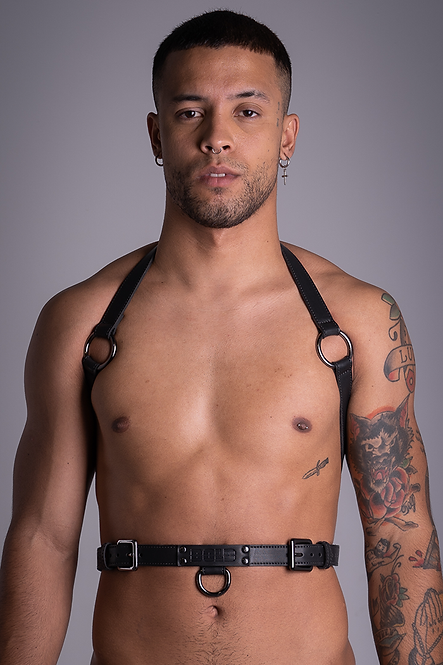 Long Belt Harness