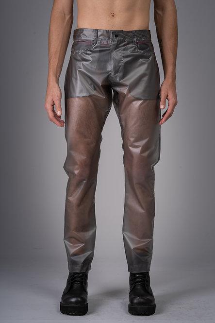Plastic Soldier Pants - Gray