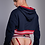 Thumbnail: Power Bottom Cropped Hoodie