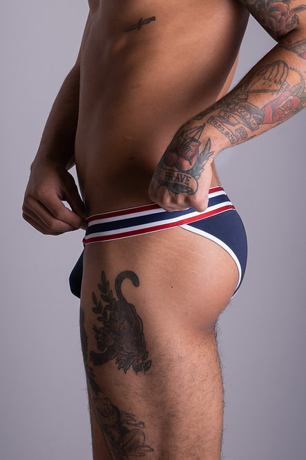 Cueca Sport Brief - College