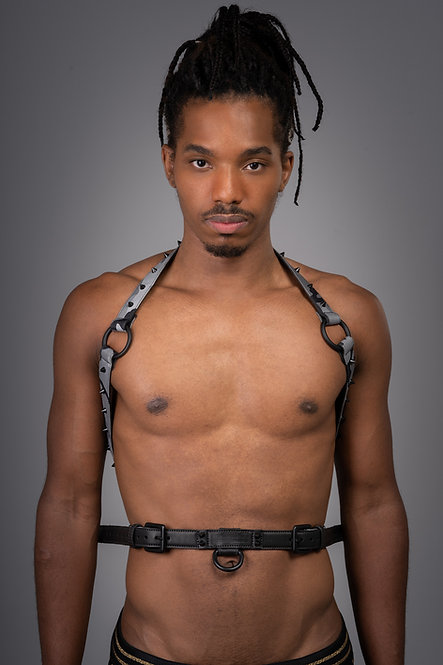Harness Long Belt Army