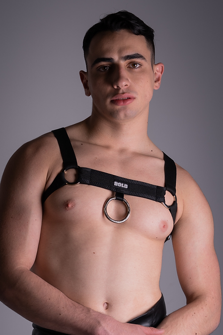 Chest Harness Rings
