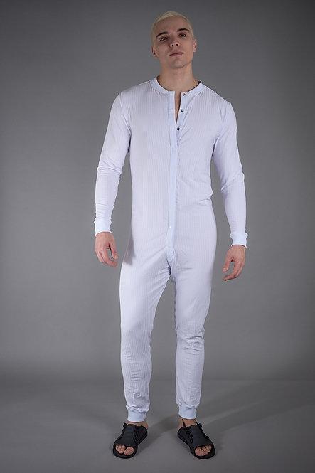 Pijama Onesie White