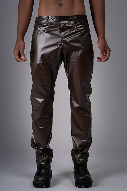 Plastic Soldier Pants - Brown