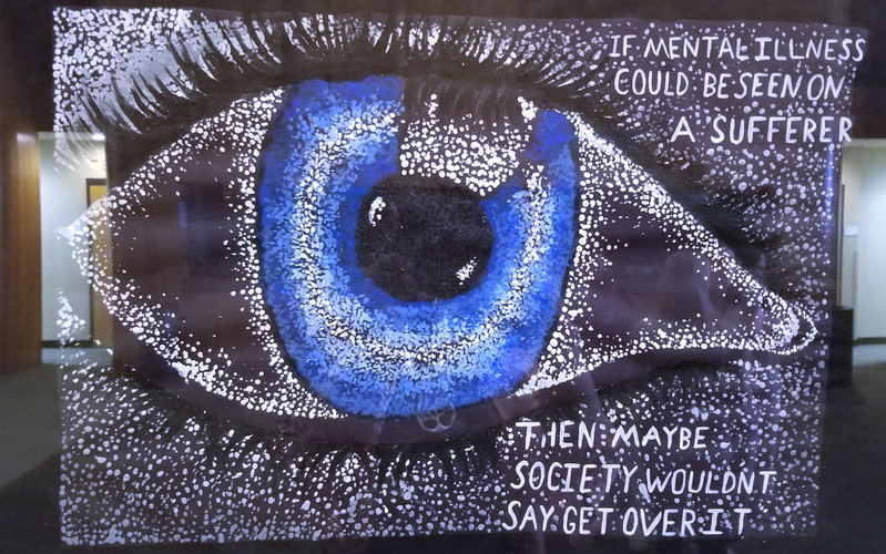 """""""Open Your Eyes"""" by Foster Gonzalez"""