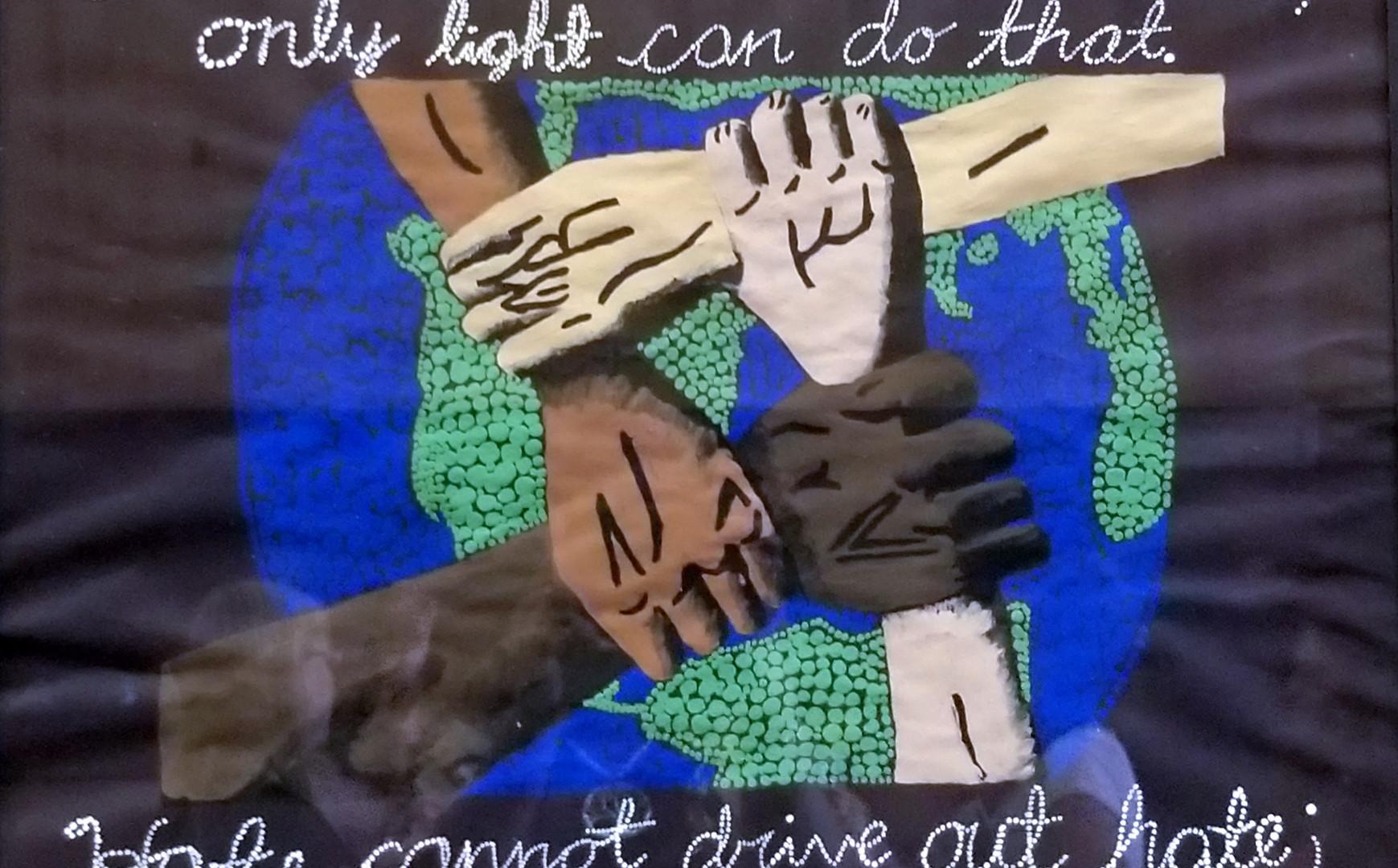 """A Dream of Unity"" by Lise A'asa"