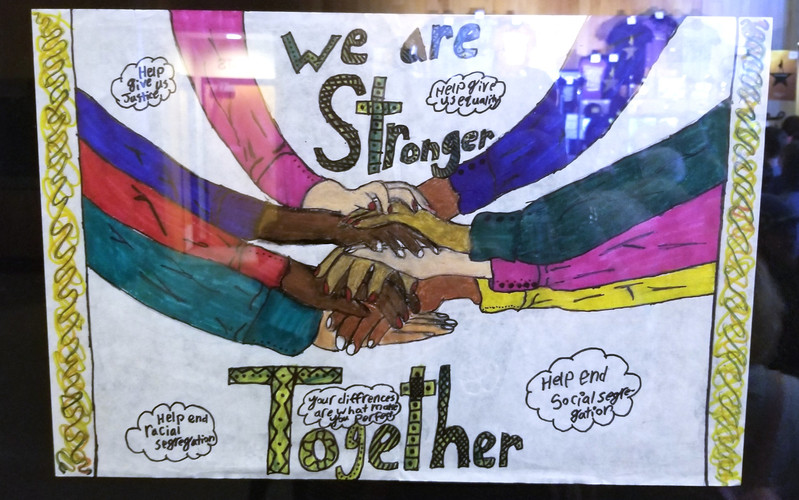 """""""Stronger Together"""" by Calah Hahn"""