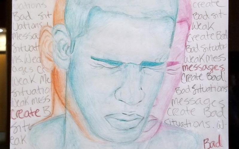 """Break Through"" by Claire Daniels"