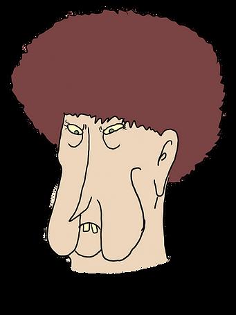 Carblotta-character from the children's fantasy books, The Bone Grit Historeum