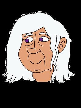 Madam Mordgidika Keen from The Bone Grit Historeum - funny fantasy books