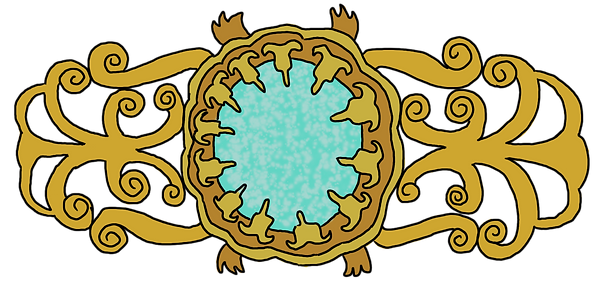 Rival Ring from the middle grade fantasy books, The Bone Grit Historeum