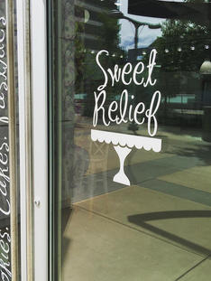 sweet relief pasteries