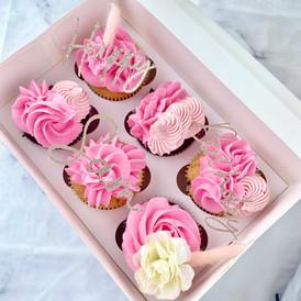 Bespoke cupcakes