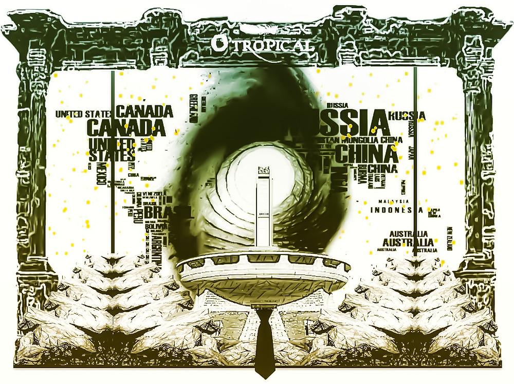 O Salão Oval da Justiça (Dollar) - FAZ