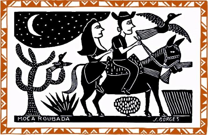 Moca Roubada - J.Borges