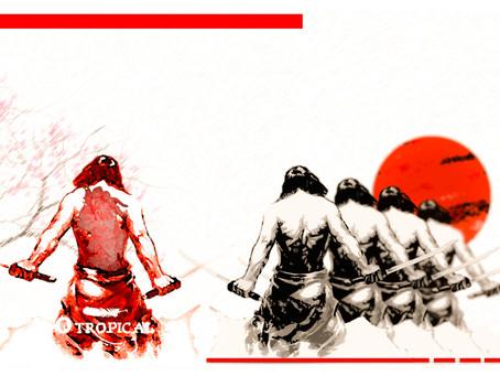 O Samurai e a Carpa