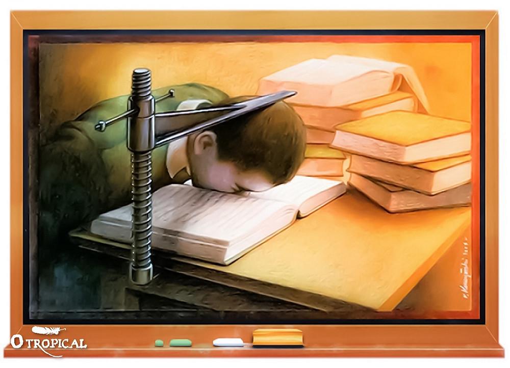 Education - Paweł Kuczyński (Adaptação de FAZ)