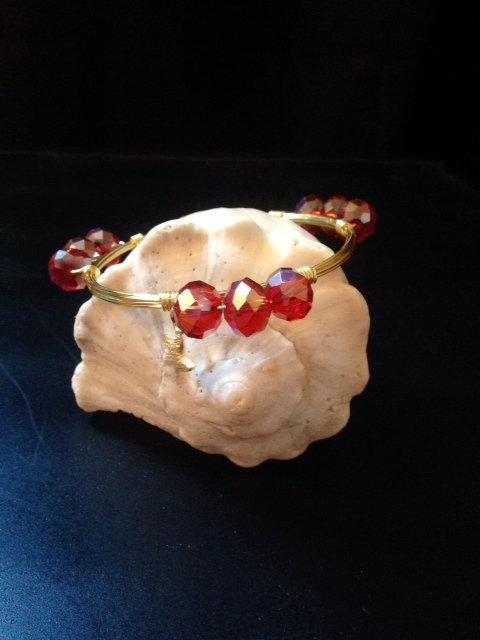 Glass Bead Bangles