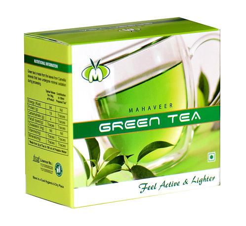 Mahaveer's Green Tea 100G