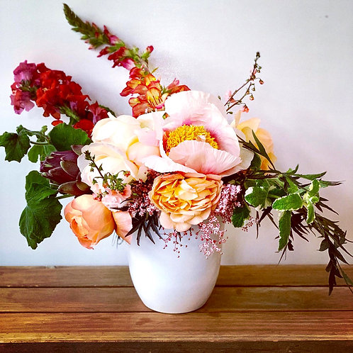 Flower Farm-to-Table Arrangement